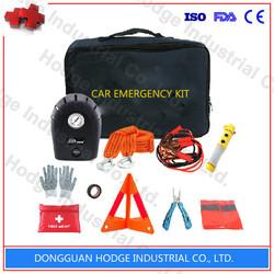 Roadside car emergency bag Auto emergency tool kit