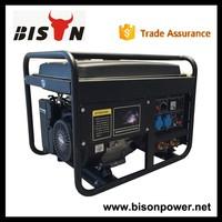 BISON(CHINA)3KW Strong Frame Key Gas Kerosene Power Generator