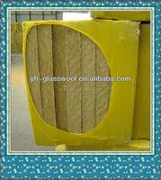 Curtain Wall Fire Stop Rock Wool Board Insulation