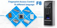 TCP IP/ RS485 internet biometric fingerprint access control