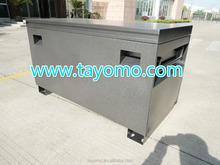 Reinforced Heavy Duty OEM Factory Steel Jobsite Tool Box 45*25*24 inch for America