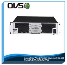 4channel 1850W*4 at 4ohm class D digital power amplifier/ ONLY 10KG audio power amplifier