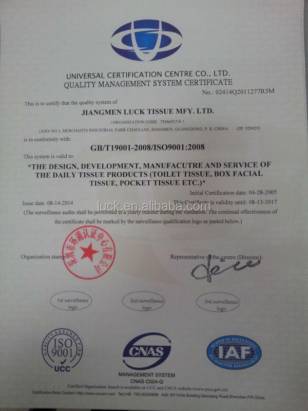 new ISO9001 English