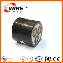 26/35kV YJV22 Copper Conductor XLPE Insulation Steel Tape Armored PVC Jacket 3 Cores AC Power Cable