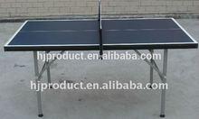 De alta calidad baratos mini plegable mesa de ping pong, baratos mesa de mini tenis de mesa