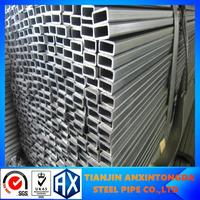 galvanized square steel pipe outside diameter!galvanized square pipe 50x50!galvanized steel square/rectangular pipe