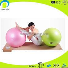 Novo estilo de nice cor esfera ginástica home gym rhythmics