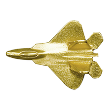 High quality 3D airplane lapel pin