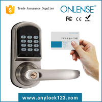 RFID card electronic coded door lock