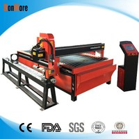 stainless steel plate and tube cnc plasma cutting machine