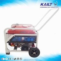 Portable petrol generator power and generator price list