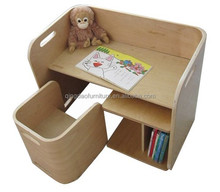 Korea Children Furniture Stes bentwood table chair HJF-1260