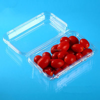 clamshell blister plastic cherry tomato packaging container