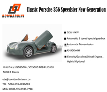 Classical Speedster copy/Electic Vehicle /Electric Car/Glass fiber car body/4WD/2WD/Solid Axle/Automatic gearbox/Sightseeing Veh