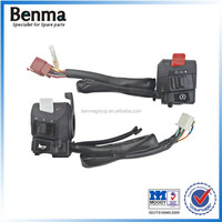 motorcycle starter switch, motorcycle handle switch china , wholesale motorcycle switches