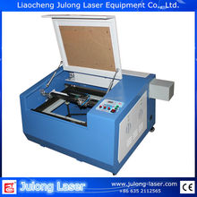 China manufacturer mini laser engraving and cutting machine with certificate