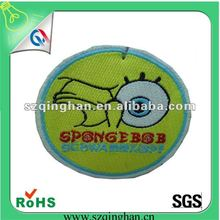 green bird custom brand patch