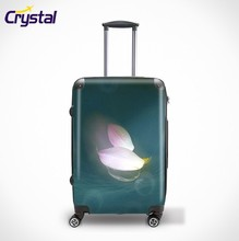 Stock ABS Trolley Suitcase Factory Price,Hard Shell Luggage