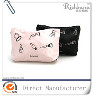 2016 fashion cut design Best quality cheapest cheap cute cosmetic bags
