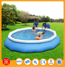 Hot sale in Europea! Funny inflatable pool for kids and adults heated inflatable pool