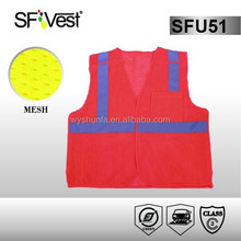 Hot New Products for 2015 Uniform Construction Workwear Saftey Vest Motorcycle