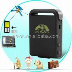 2015 New Arrival GPS Tracker TK102B wall charger USB line battery