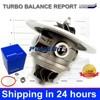 garrett gt17v 710060-0001 28200-4A001 turbo hyundai starex engine turbocharger cartridge auto spare parts