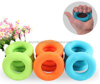 New round shape silicone fitness equipment,eco-friendly silicone wrist developers