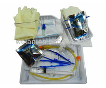 2015 Top Quality Disposable Sterile Urine Catheter Kit using for adults and pediatric patients
