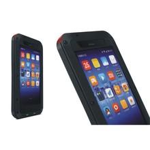 LOVE MEI Metal + Silicone + Gorilla Glass Hybrid Case for Xiaomi 3 MI3,Shockproof Waterproof Dustproof Powerful Case,love mei