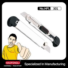 Metal Handle Knife For Office Build Filed Mutil Tool Knife Utility Knife