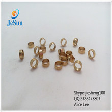 oil grooved brass bushing (Factory direct sales)