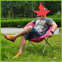 folding reclining beach chair, Butterfly moon chair KC-BC10 HQ-9002-21