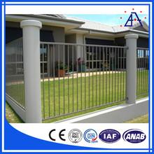 Aluminum Garden Fence,Aluminium Pool Fence Brackets Aluminium Rail Profile