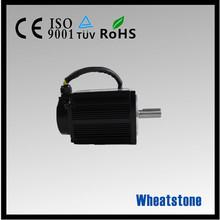 48v brushless dc electric car hub motor for smart car