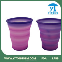 China Factory new design temperature color changing mug color cup color