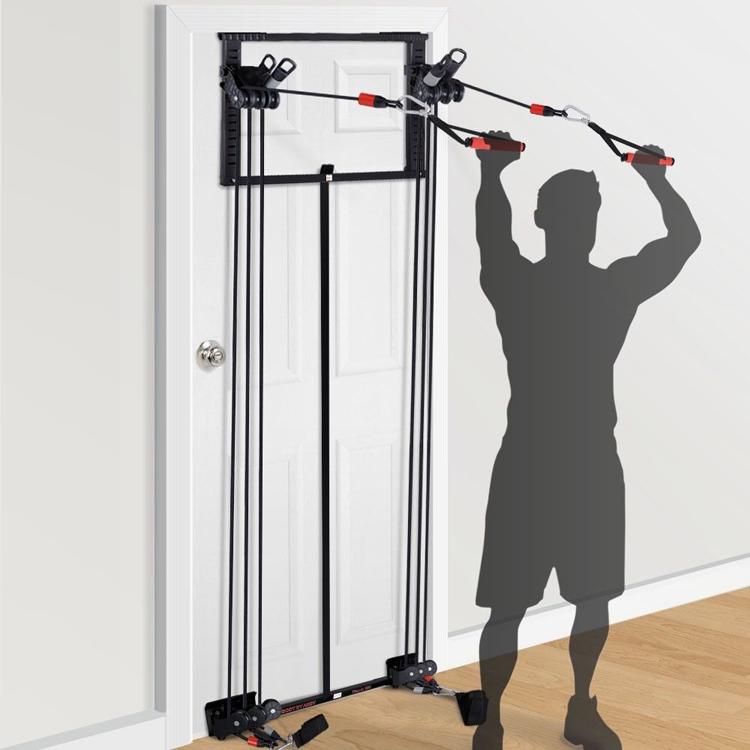Facile utilisé pas cher portable pliable home gym remise