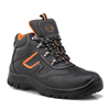 tiger safety shoes/safety diabetic shoes/mid cut steel toe shoes