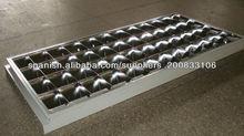 1200X600 4X36W luminaria rejilla