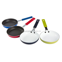 Game set with mini fry pan for baby