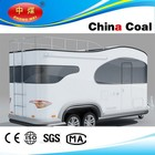 China coal estática móvel caravana e caravan