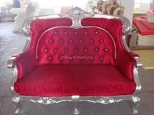 rubber wood sofa/antique living room furniture/european style living room furniture