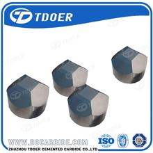 bullet shaped carbide button with different sizes
