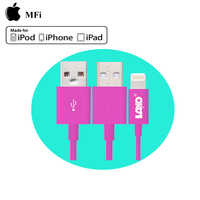 ODM 1m 8 pin usb multi charge cable for i6