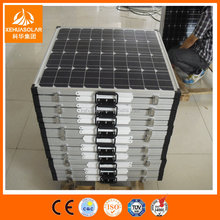 Full Set Portable Folding Solar Panel Kits 80W Solar Panels