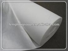 Buena calidad 100% de poliéster geotextil tipos telas para tapizar muebles