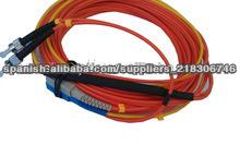 La alta calidad de fibra óptica Modo Acondicionado Cable Patch