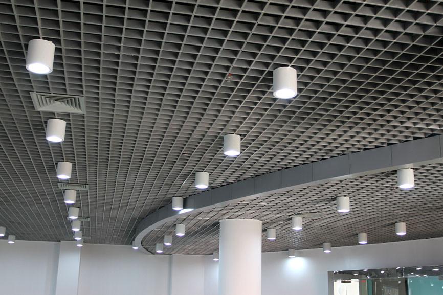 hei er geb ude material aluminium rasterdecke f r innenausstattung von einkaufszentrum platte. Black Bedroom Furniture Sets. Home Design Ideas