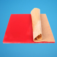 high rigid colorful red acrylic/ PMMA factory for wholesale