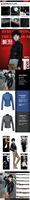 Женская одежда из кожи и замши PU  BN13705002